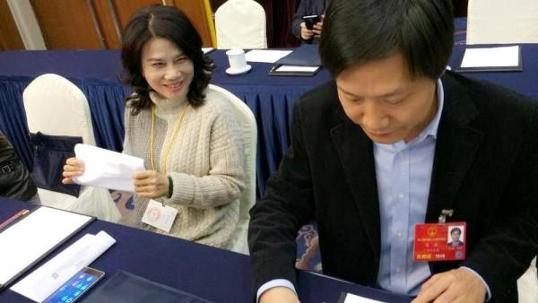 董明珠:与雷军五年赌约已胜出 赌局毫无意义的照片