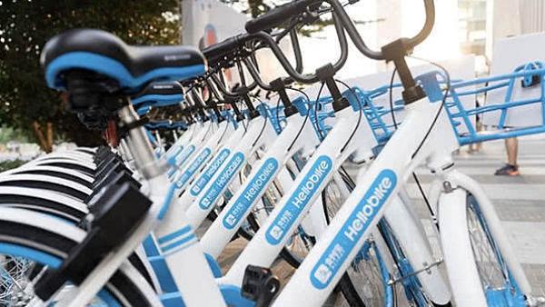 数十万辆单车失联 哈罗单车起诉LG电池的照片