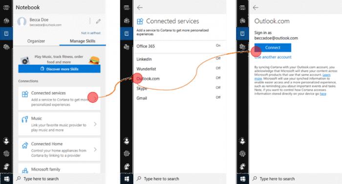 Microsoft To-Do整合Cortana:用语音命令创建待办事项的照片 - 2