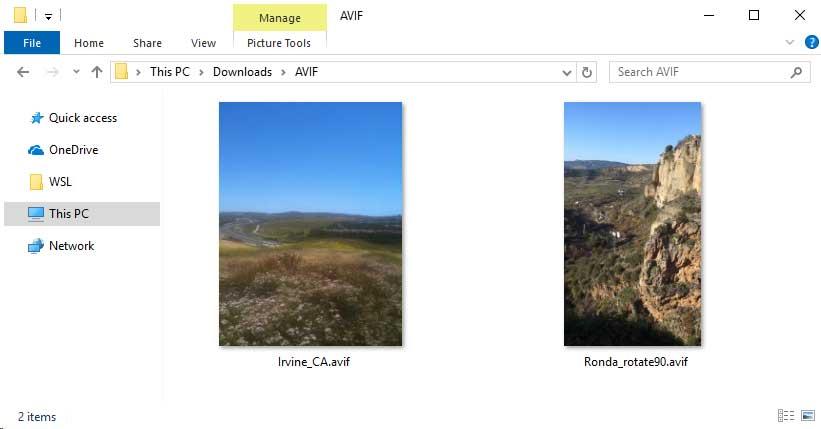 微软正在为Win10添加对AVIF图像的支持的照片 - 3