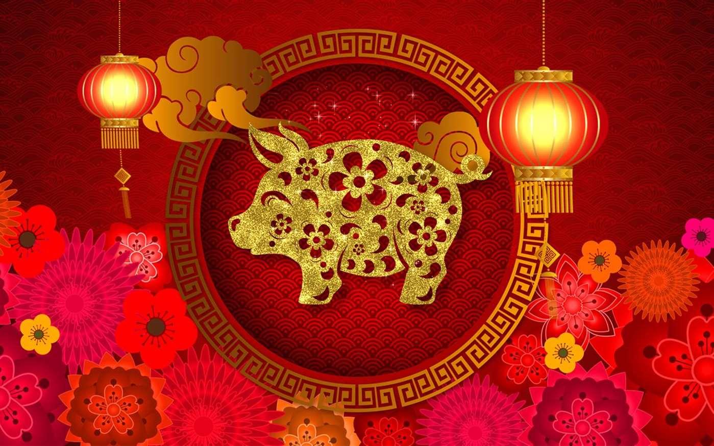 Win10猪年主题免费发布:一大波中国风壁纸喜庆体验