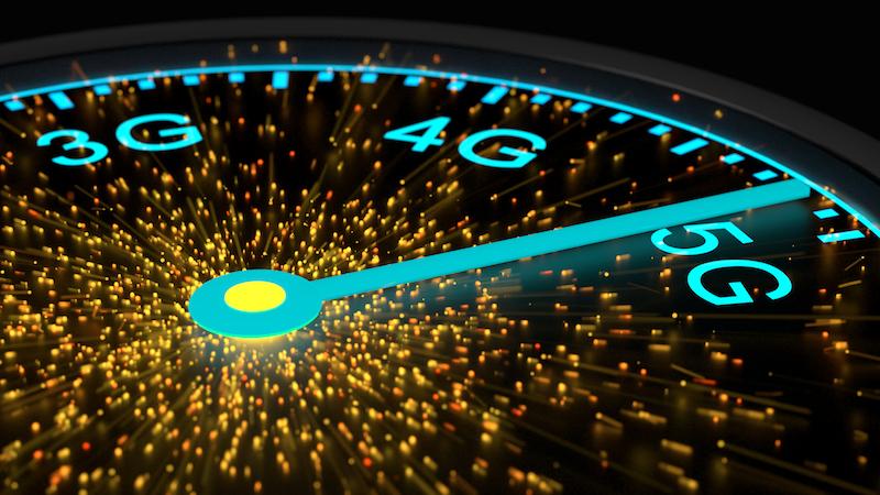 中国联通首批用户开通5G:比4G速度快40-60倍的照片 - 1