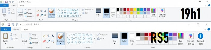 微软可能继续保留Win10中经典绘图软件Paint的照片 - 3