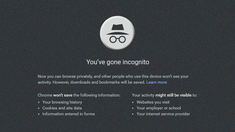 Google修改Chrome API 防止隐身模式检测的照片 - 1
