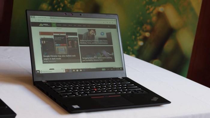联想更新2019年款ThinkPad X与T系列笔记本电脑产品的照片 - 1
