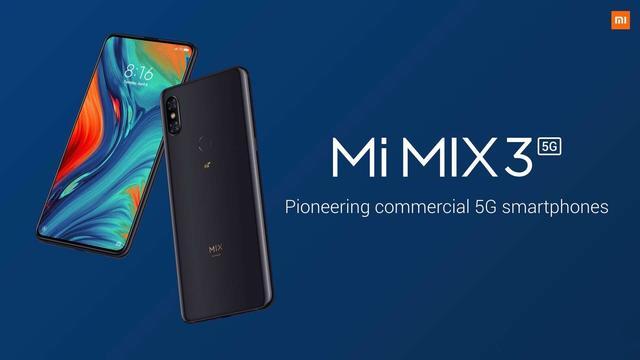 为啥小米MIX3首发5G 小米9却没这待遇?的照片 - 1