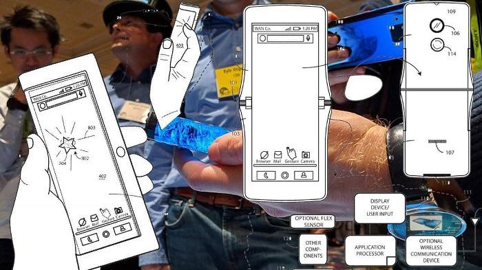 摩托罗拉折叠屏手机曝光 高管暗指华为Mate X寿命短的照片 - 1