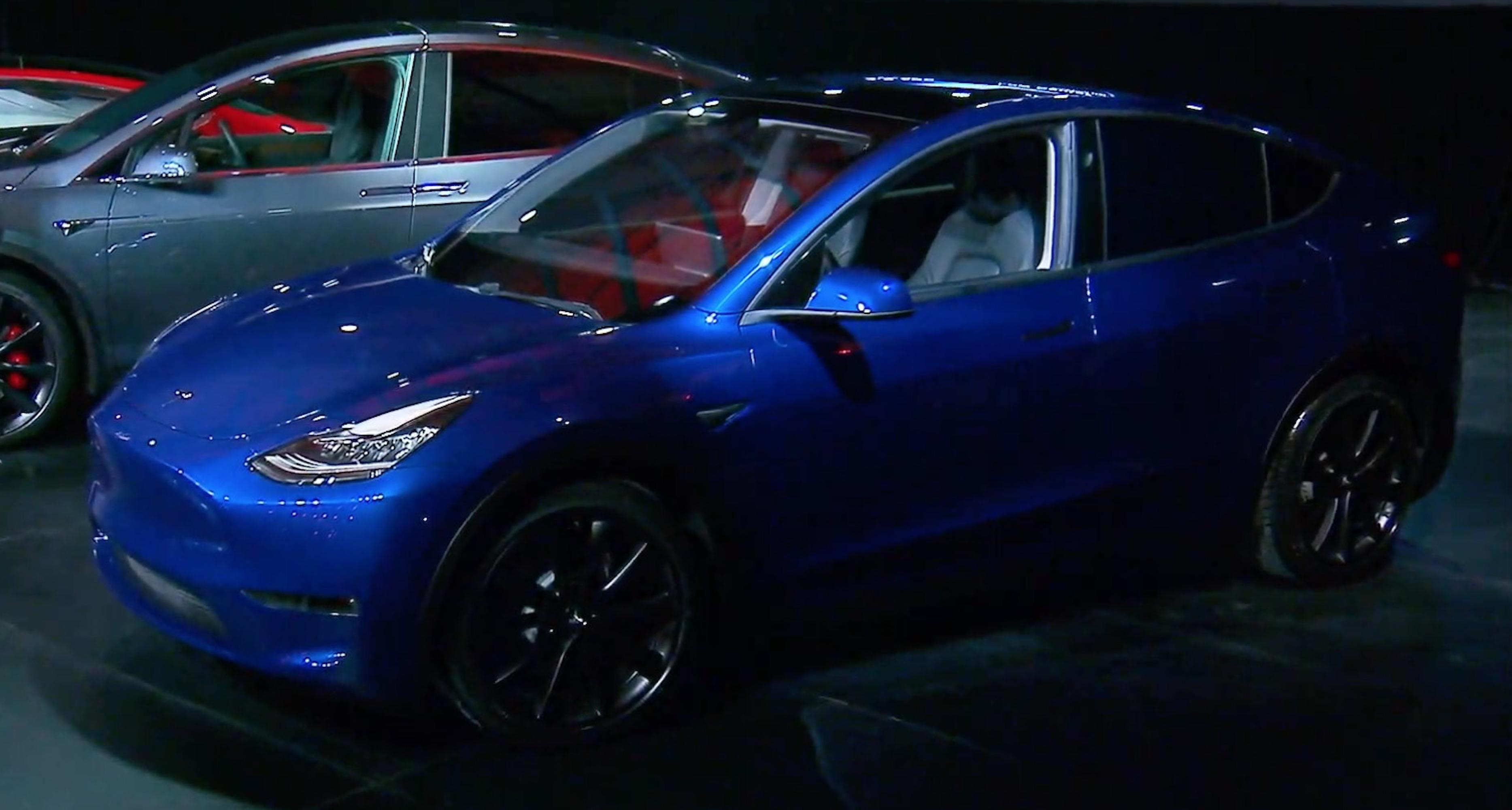 特斯拉今日发布入门级SUV Model Y:起价39000美元的照片 - 3