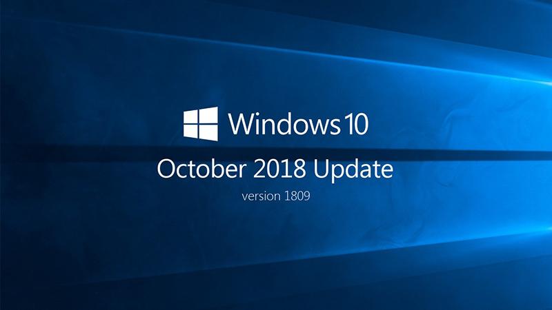 微软证实一些Win10 1809用户提前收到了1903更新