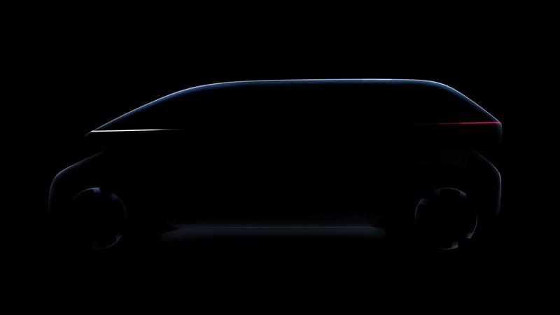 贾跃亭微博突然发声:发布新车型法拉第V9的照片 - 1