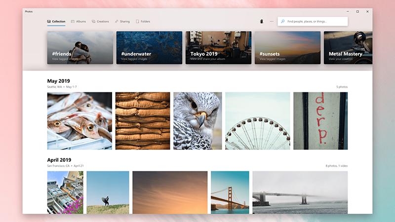 设计师告诉你Win10 Photos用上Fluent设计会变什么样的照片 - 1