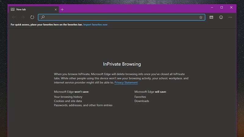 Win10将保护用户在Chrome隐身模式中输入的文字