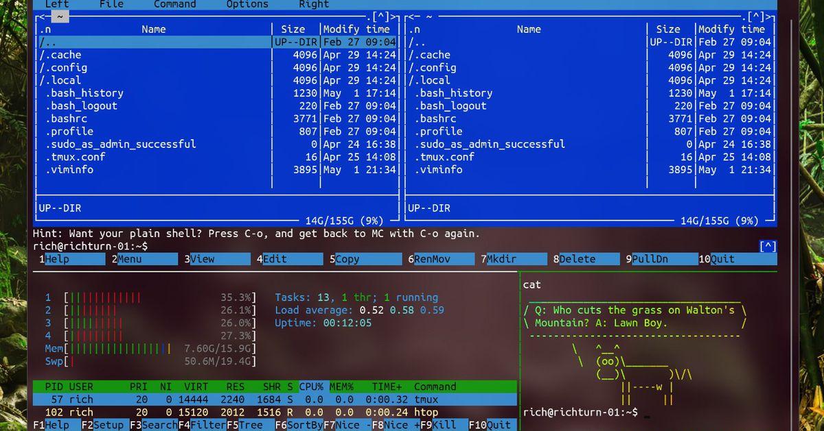 详解Windows的全新终端 – Windows Terminal的照片 - 1