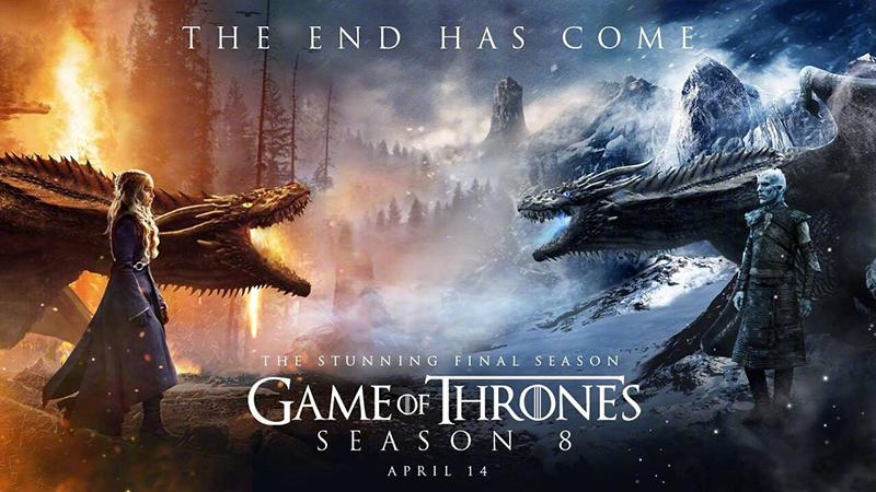 腾讯美剧:《权力的游戏》第八季大结局无法如期上线