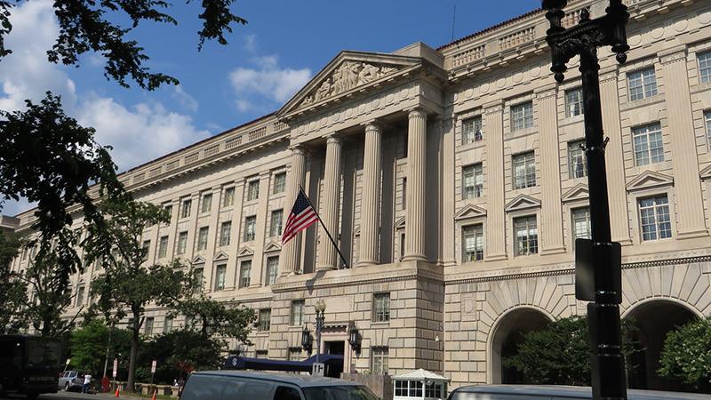 美国商务部给华为发出90天临时许可的照片