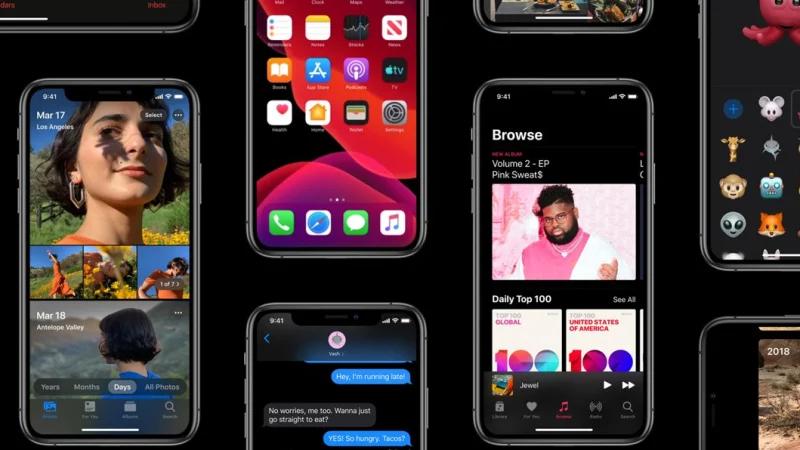 iOS 13公测版本上手体验:众多修图软件要凉?的照片 - 1