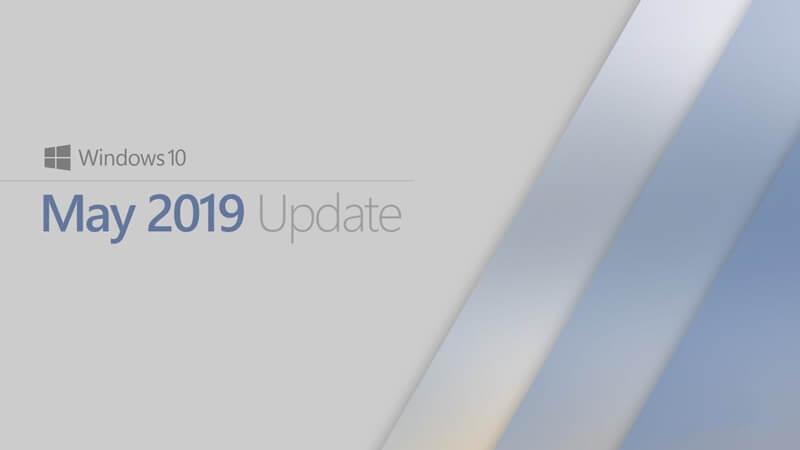 Win10 May 2019更新导致图像扭曲和色彩显示不准确
