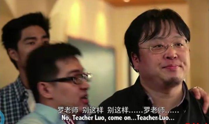 罗永浩深夜手撕微博网友:你直播吃X也红不了