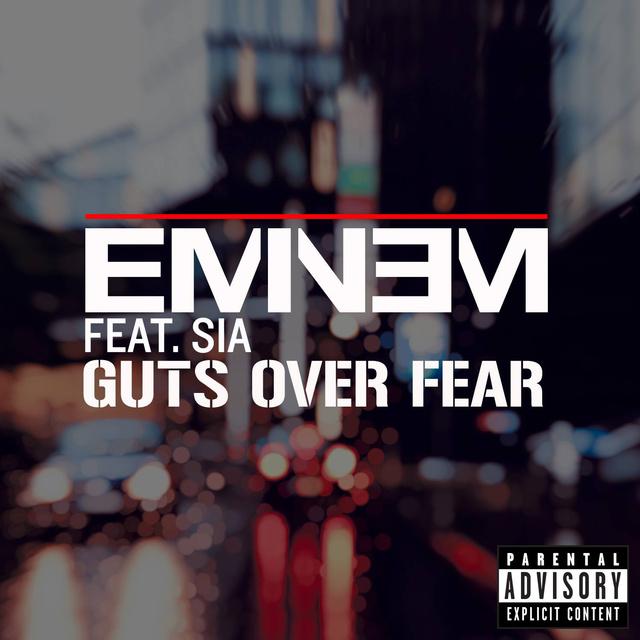 Guts Over Fear – Eminem艾米纳姆的照片