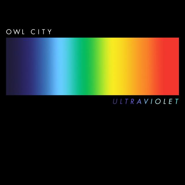 Ultraviolet – Owl City (猫头鹰之城)的照片