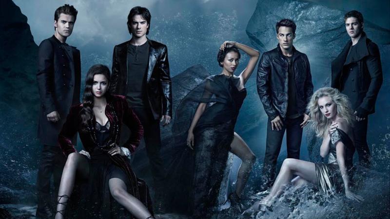 吸血鬼日记第5季的照片