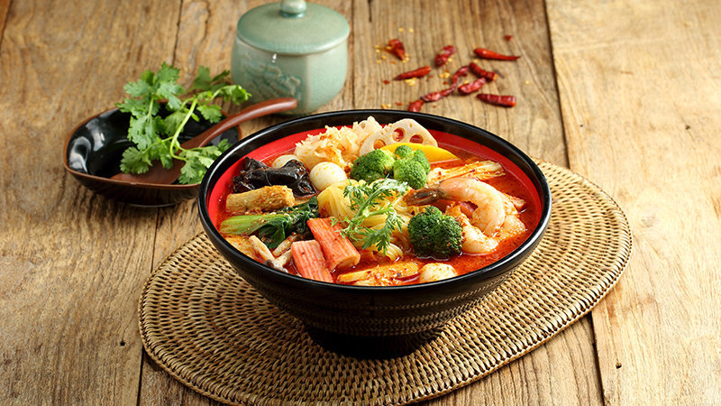 中国美食之都到底在哪?饿了么:成都长沙只能排第二的照片 - 1