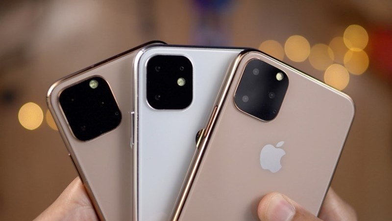 软银总裁暗示2019年款iPhone 11将于9月20日发布的照片