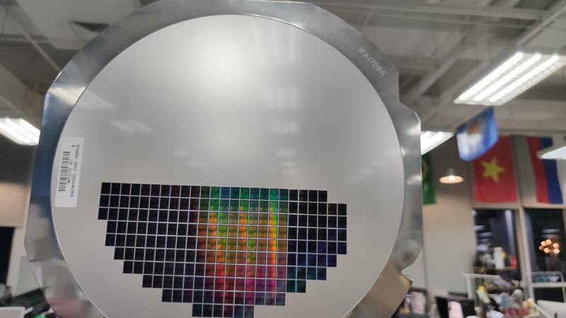 小米晒出GW1晶元 确认首发三星6400万像素传感器的照片