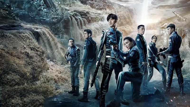 原著作者评价《上海堡垒》电影有瑕疵的照片