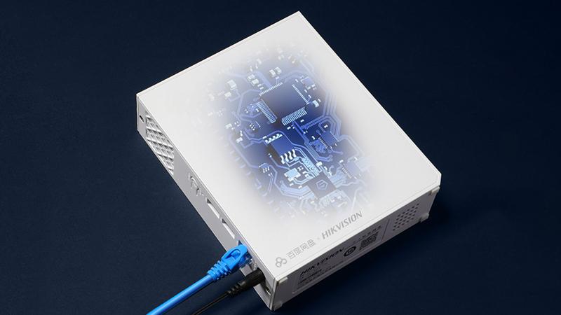 百度网盘实体版NAS发布:2TB 可挂机兑换会员
