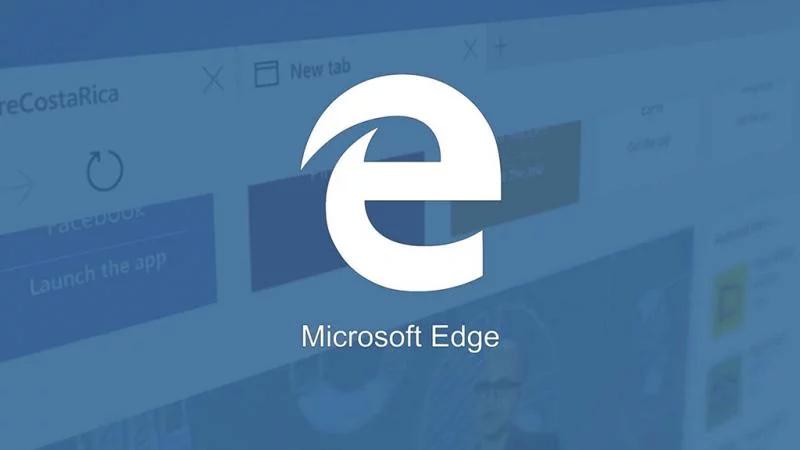 新版Edge已深度融合Win10分享对话框的照片 - 1