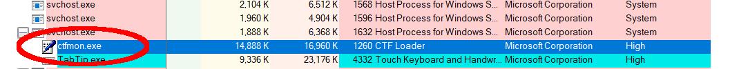 微软CTF协议曝出漏洞 影响所有Windows系统的照片 - 2