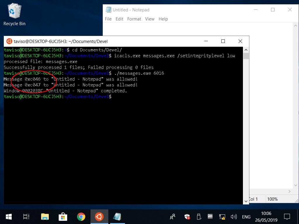 微软CTF协议曝出漏洞 影响所有Windows系统的照片 - 3
