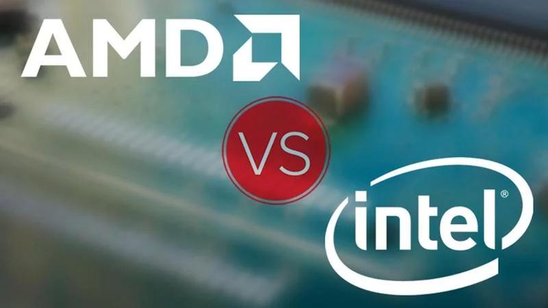 多年老二后 AMD在CPU销量上击败英特尔的照片 - 1