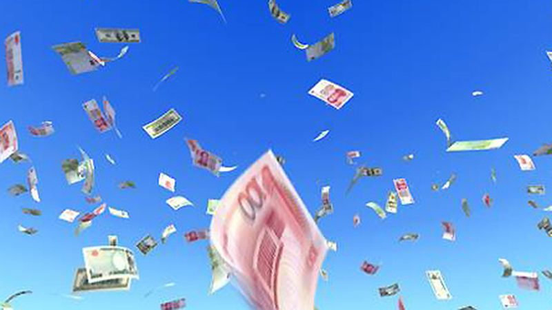 当街撒钱10万又后悔:撒出去的钱有权要回来吗?的照片 - 1
