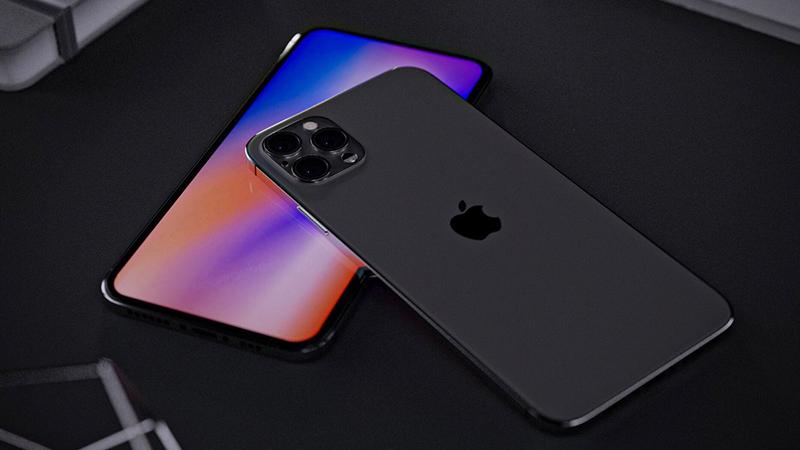 iPhone 12 Pro概念渲染曝光:重回iPhone 4外观、无刘海的照片 - 1