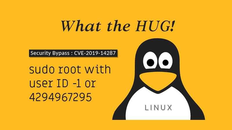 Linux曝出Sudo提权漏洞 受限用户亦可运行root命令