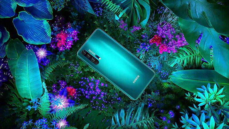 赵明亲测5G网速,荣耀首款5G手机V30曝光的照片 - 1