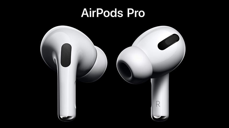 苹果正式发布支持主动降噪的AirPods Pro 售价1999元