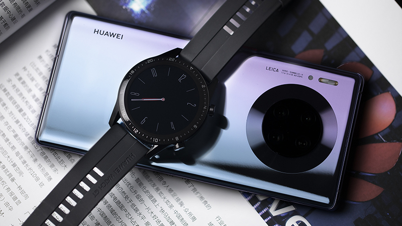 华为Watch GT2体验:麒麟A1加持,一个月仅充电两次