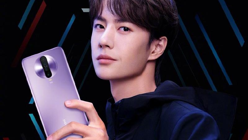 小米首款双模5G手机Redmi K30正式官宣的照片 - 1