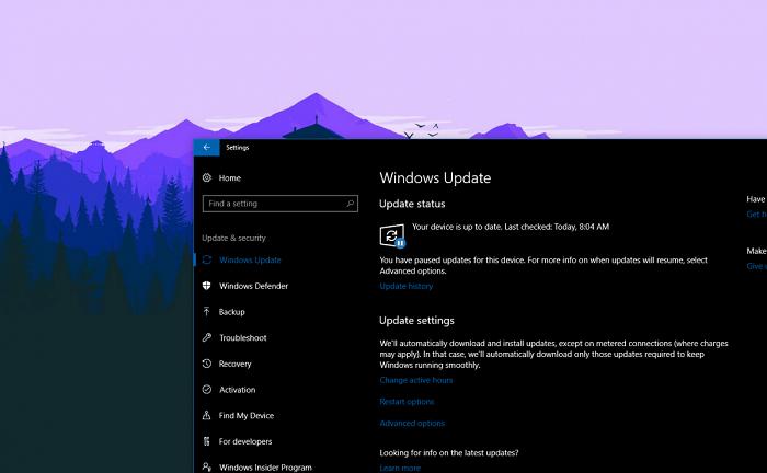 微软开始向旧版Win10用户推送1909更新的照片 - 1