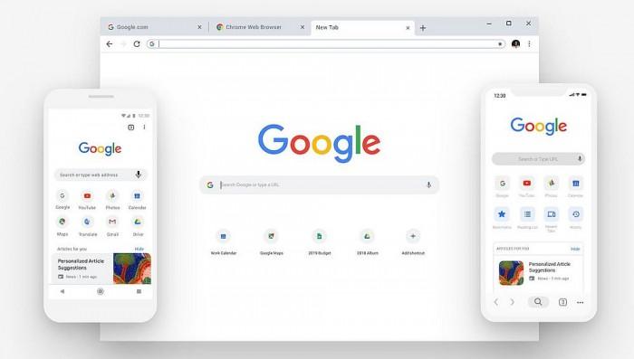 谷歌Chrome推新功能:可将桌面文本发送给智能手机