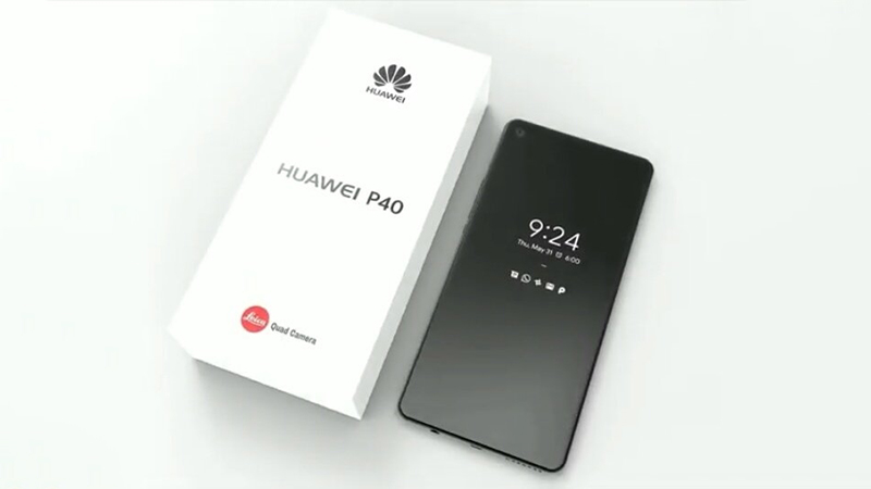 华为P40 Pro外形/配置曝光:6400万主摄、5500mAh石墨烯电池?