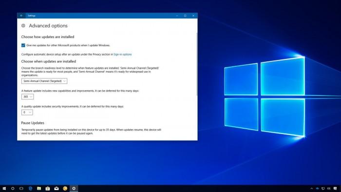 微软再次向Win10用户提供了错误的更新的照片