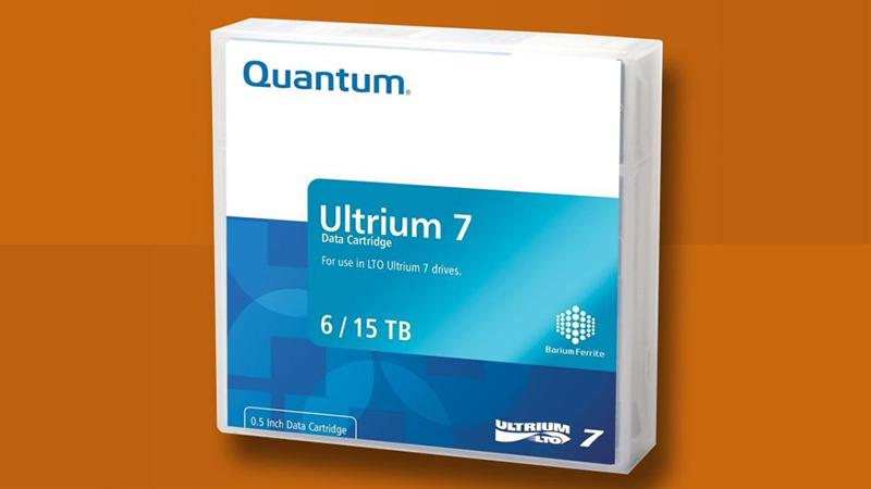 9TB磁带仅卖403元:速度300Mbps、30年存储寿命