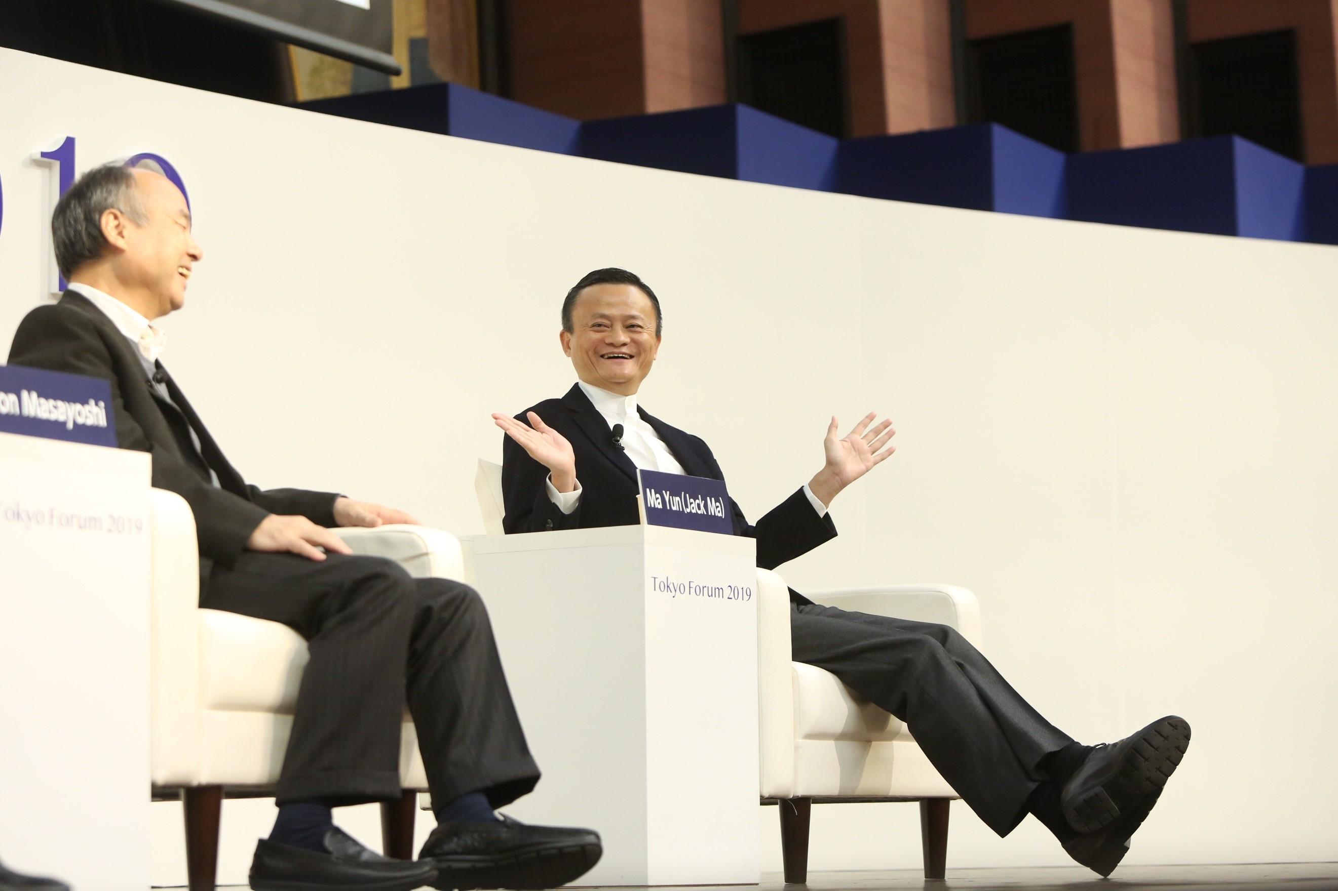"""马云""""小伙伴""""撤退:孙正义套现近800亿 郭台铭暴赚2700%的照片 - 1"""