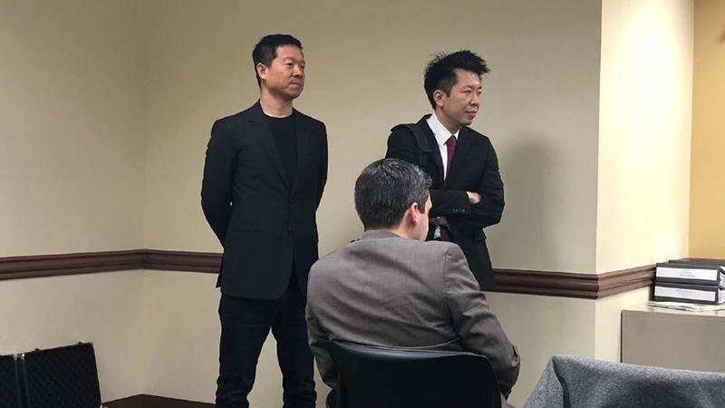 媒体曝光贾跃亭破产生活:不输顶级富豪的照片