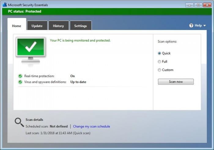 微软:Win7停止支持后 MSE将会继续获得签名更新的照片 - 1