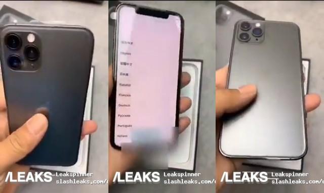 小屏旗舰来了?iPhone SE2真机谍照曝光:刘海屏+后置三摄的照片 - 1